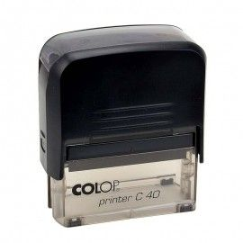 Colop C40 - 58x22 mm