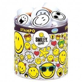 sellos infantiles Stampo Smiley World